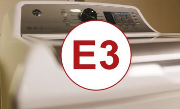 Samsung washer e3 error code